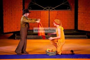 спектакль золотой ключик в театре владимира маяковского отзывы