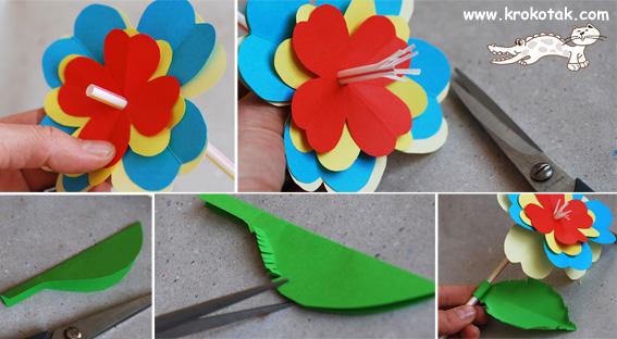 совместное творчество с ребенком, что сделать на 8 марта бабушке или маме вместе с ребенком
