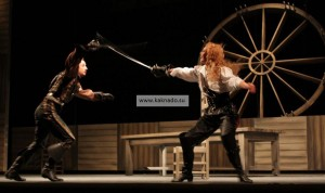 отзывы о спектакле мушкетеры в рамте фотографии