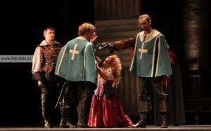 спектакль мушкетеры в театре рамт отзывы, фотография миледи винтер