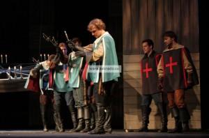 спектакль мушкетеры в театре рамт отзывы, фотография мушкетеров