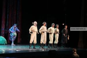 летучий корабль, мюзикл в театриуме Терезы Дуровой, фотографии, отзывы, чечетка