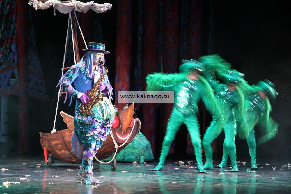 мюзикл летучий корабль в театриуме терезы дуровой отзывы фотографии
