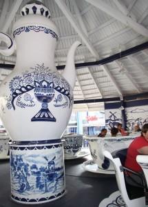 аттаркцион чашки в линнанмяки