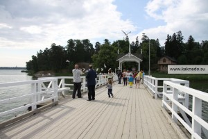 мостик на сеурасаари