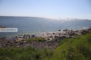 свеаборг пикник с видом на море