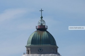 церковь маяк в свеаборге