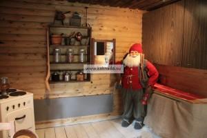 финский дед мороз, санта клаус, йоулупукке, ёулупукке, коттедж деда мороза в эспоо