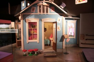 weegee музей игрушек, эспоо музей игрушек