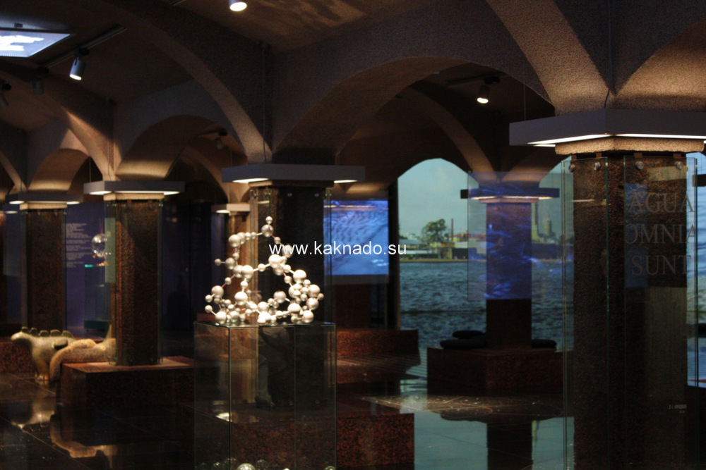 музей воды отзывы