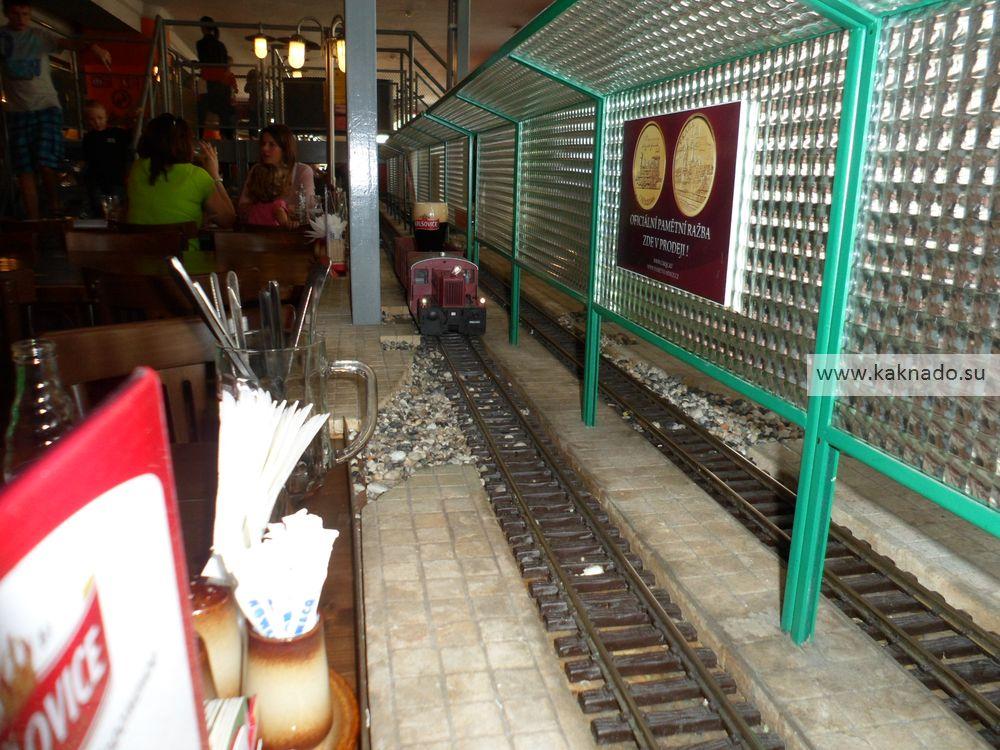 Ресторан Вытопна в праге