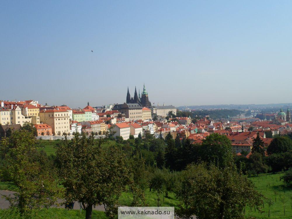 С ребенком в Прагу - что посмотреть, примеры маршрутов по городу