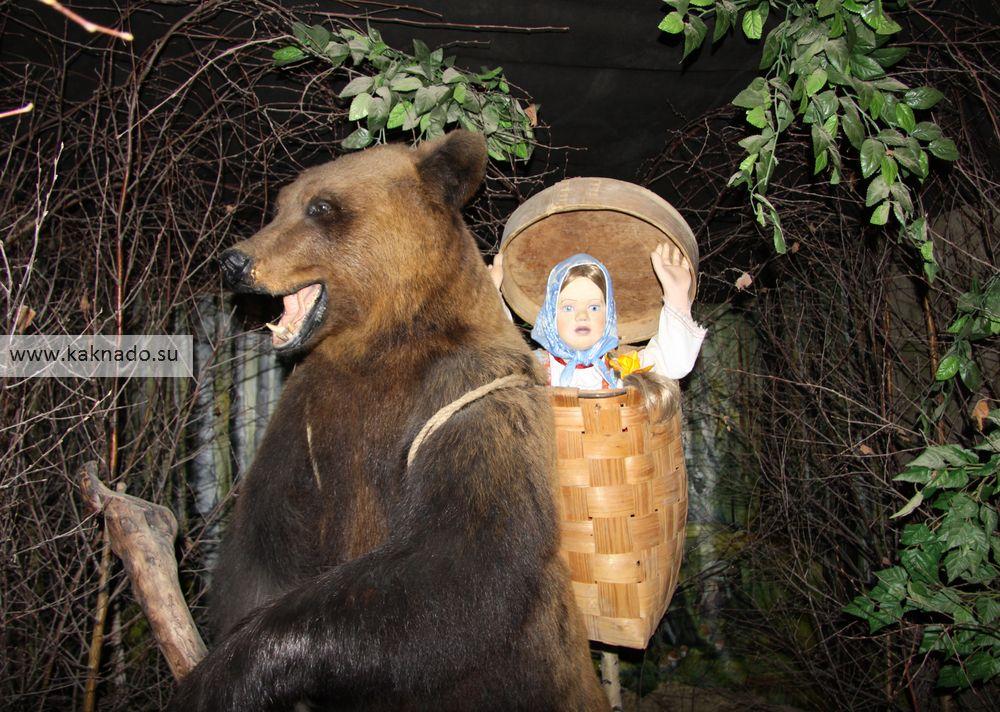 музей рождение сказки, переславль залесский, отзывы, маша и медведь