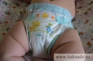 как одеть памперс новорожденному ребенку инструкция, фото, видео