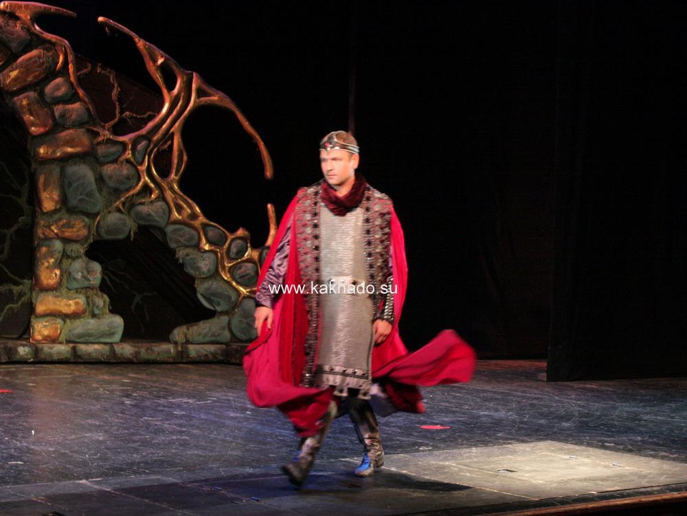отзывы о Принце Каспиане в театре на Малой Бронной