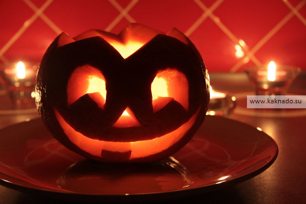 как сделать тыкву подсвечник на хеллоуин, фотографии, фото, инструкция