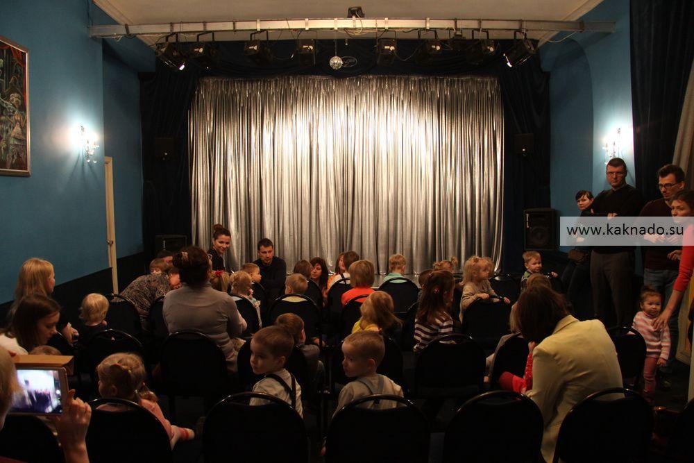 спектакль колобок в театре альбатрос, отзывы, фотографии