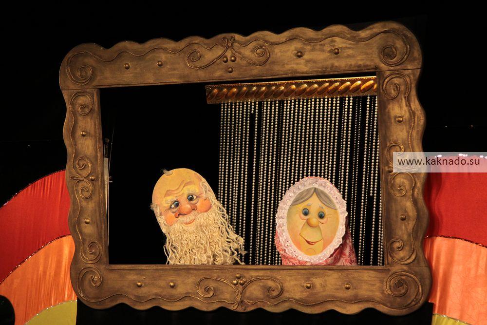 спектакль колобок в театре кукол альбатрос, отзывы, фотографии