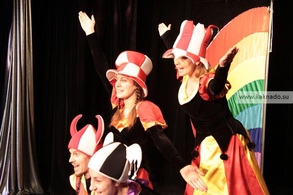спектакль колобок в театре альбатрос отзывы, фотографии