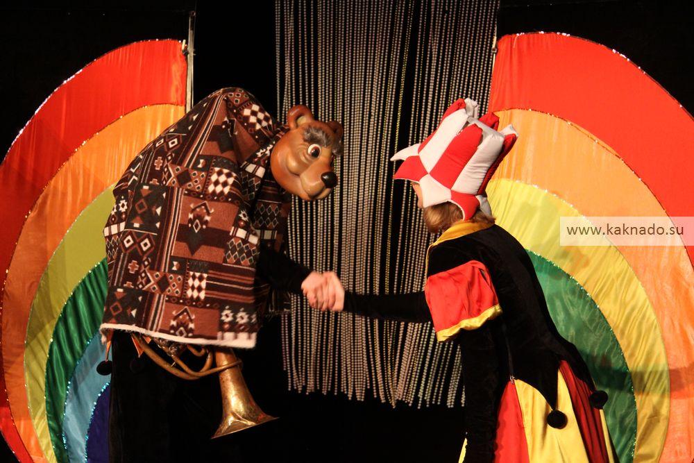 спектакль колобок в театре альбатрос отзывы, фотографии, медведь