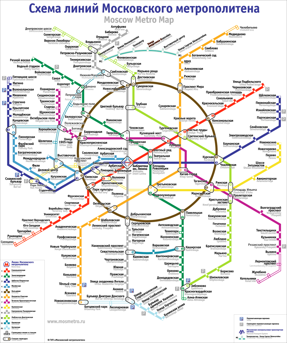 как развлечь ребенка в метро