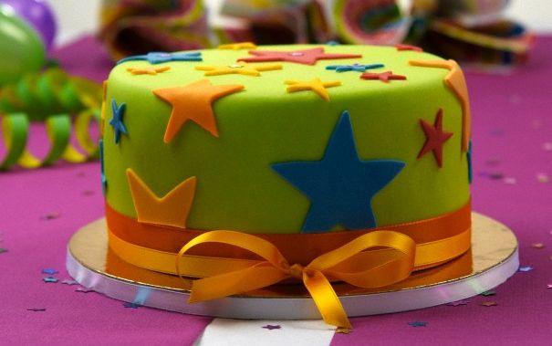 как отметить день рождения ребенка, торт на день рождения