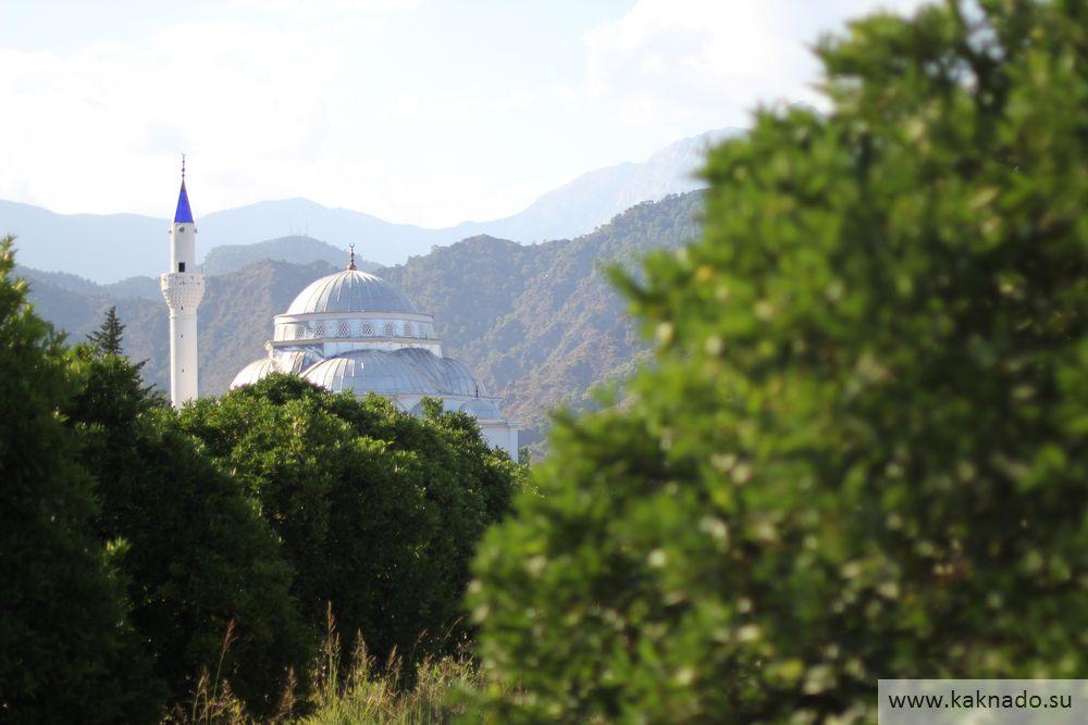 мечеть в чирали