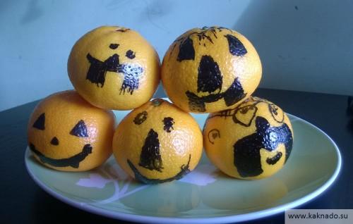 как подготовиться с ребенком к хеллоуину
