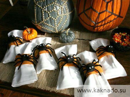 пауки на хеллоуин 01