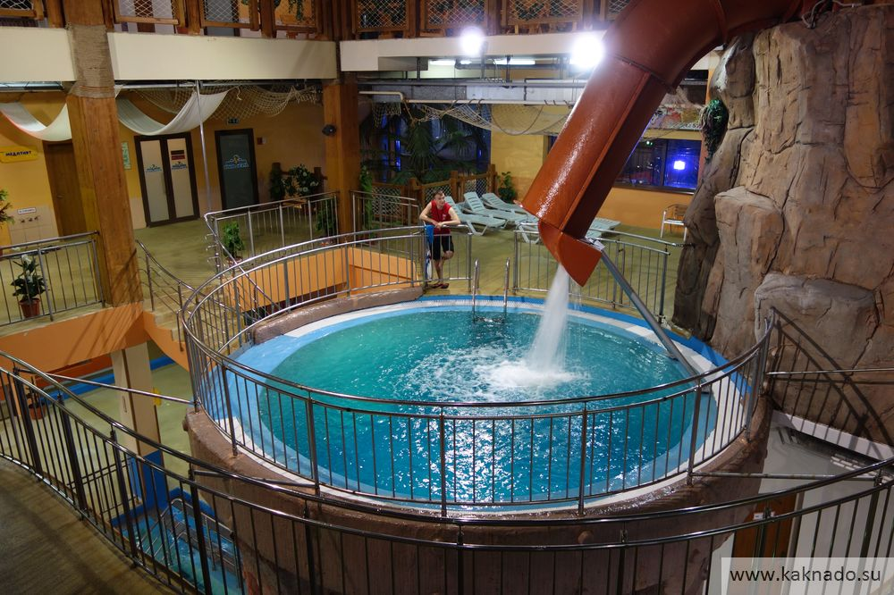 аквапарк ривьера