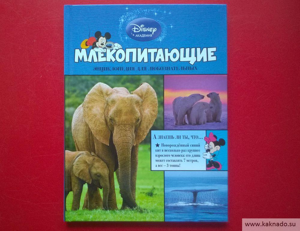 энциклопедия млекопитающие