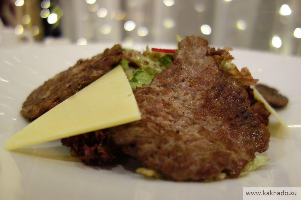 салат ресторан аморе