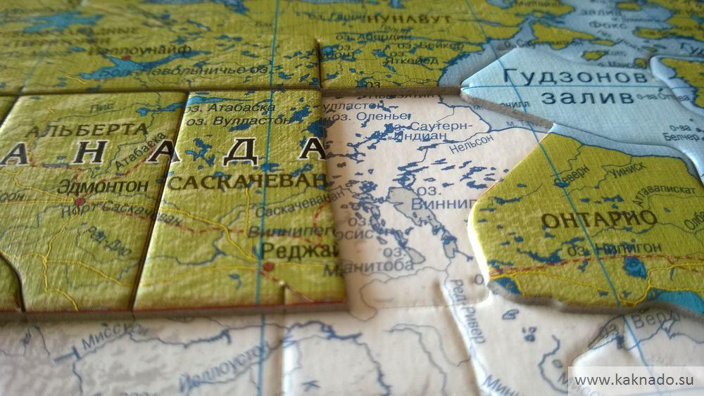 северная америка карта-пазл_10
