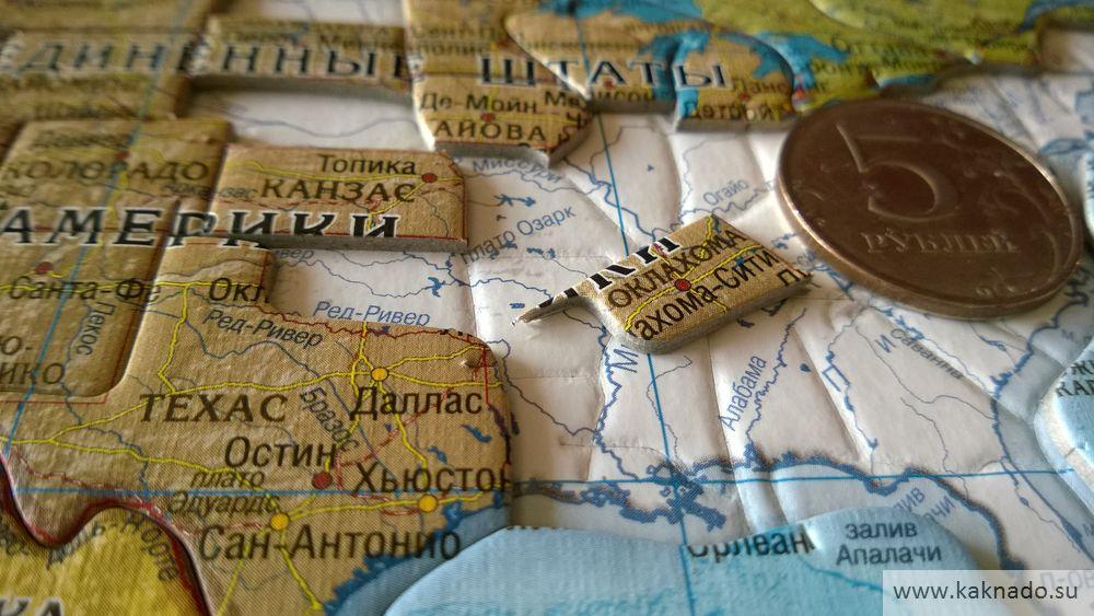 северная америка карта-пазл_16