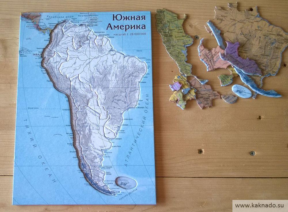 южная америка карта-пазл_05