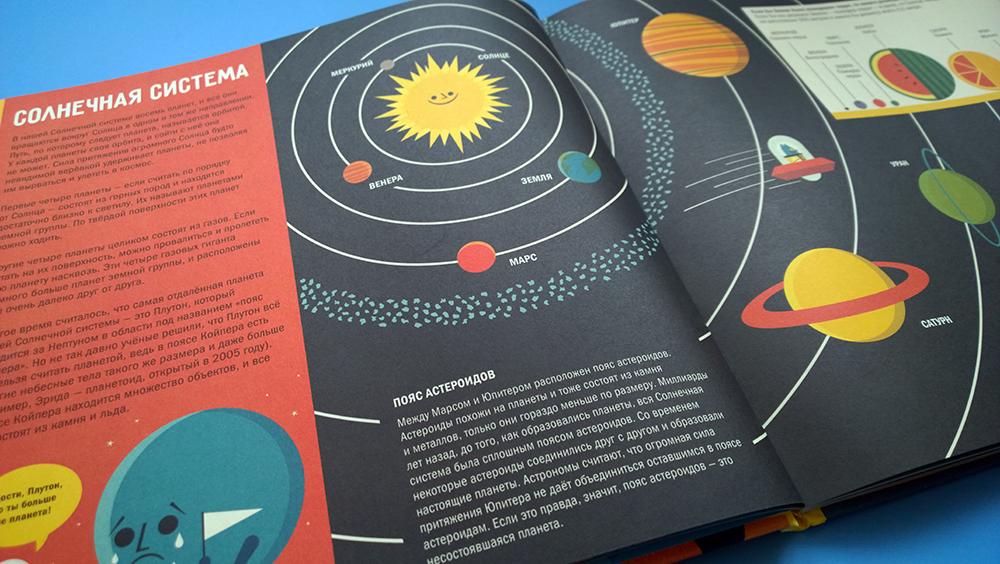 книга про космос