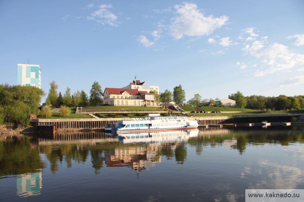отель 40-ой меридиан яхт-клуб в коломне