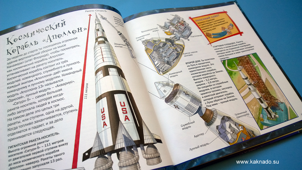книга про луну