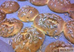 Творосемки – рецепт простых творожных булочек
