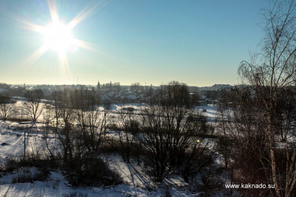 фермер вилли и первый снег