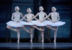 "Анна Клейборн ""Где балерина?"""