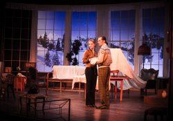 Спектакль «Мышеловка» в драматическом театре имени Пушкина