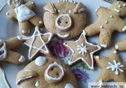 Имбирное печенье – идеальный досуг с ребенком!