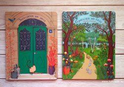 Книжки с окошками от издательства «Поляндрия»