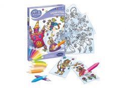Витражная роспись: наборы для детского творчества