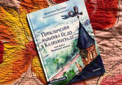 """Кристина Кретова """"Приключения мышонка Недо в Калининграде, или Квест Мышиного короля"""""""